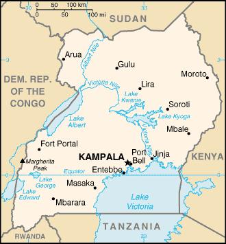 Uganda-CIA_WFB_Map